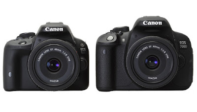 New Canon EOS 100D, new Canon DSLR Camera, New Canon EOS Rebel