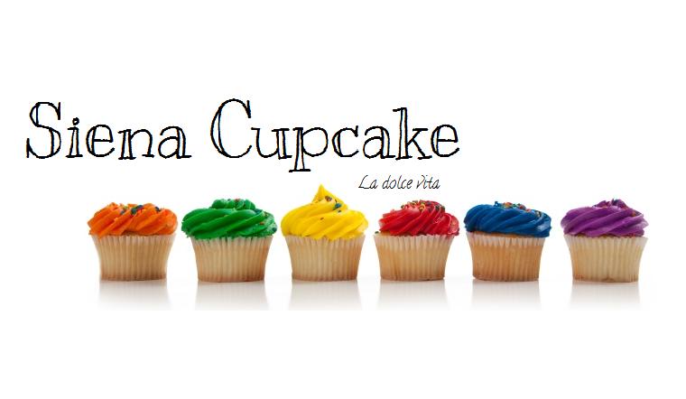 Siena Cupcake