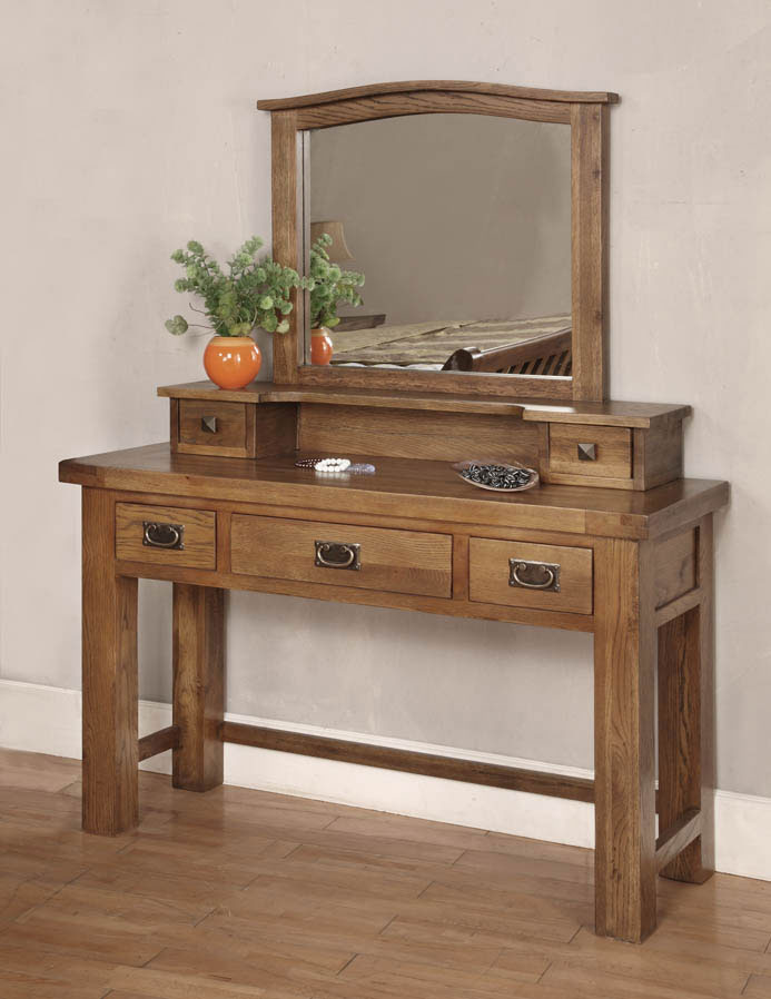 Wooden dressing tables designs an interior design for Dressing table