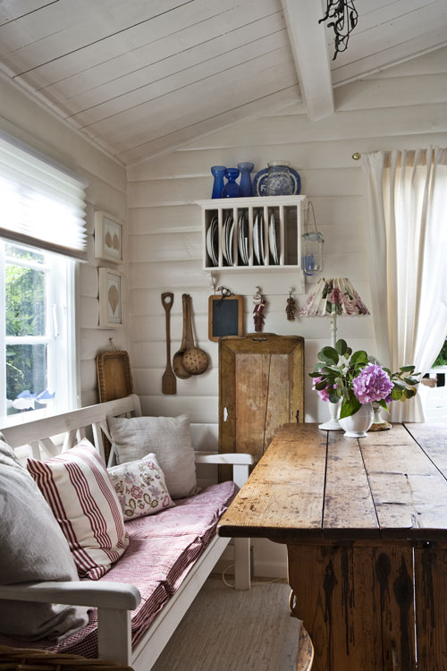Vicky's home: casa de verano cálida y confortable / house warm and ...