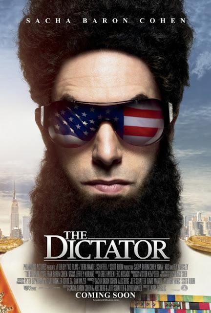 [HQ มาสเตอร์] The Dictator 2012 จอมเผด็จการ [พากย์ไทย]