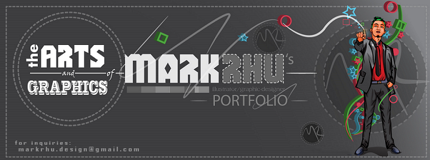 The Arts and Graphics : MarkRhu