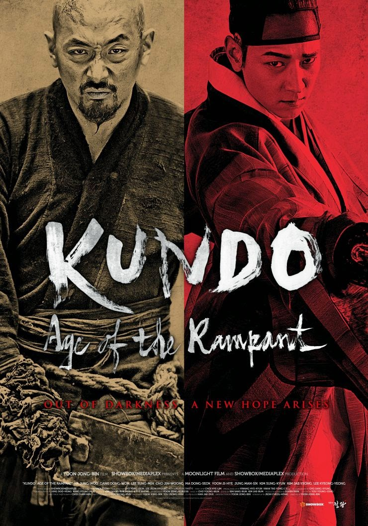 Kundo: Age of the Rampant / Ayaklanma Çağı 2014