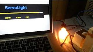 Controle de um dimmer com Raspberry Pi