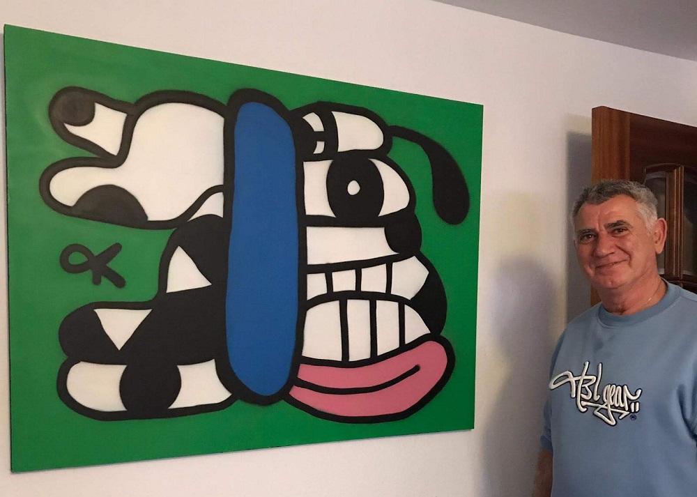 Exposición Pablo Kiran contacto todoeninternet.es@gmail.com