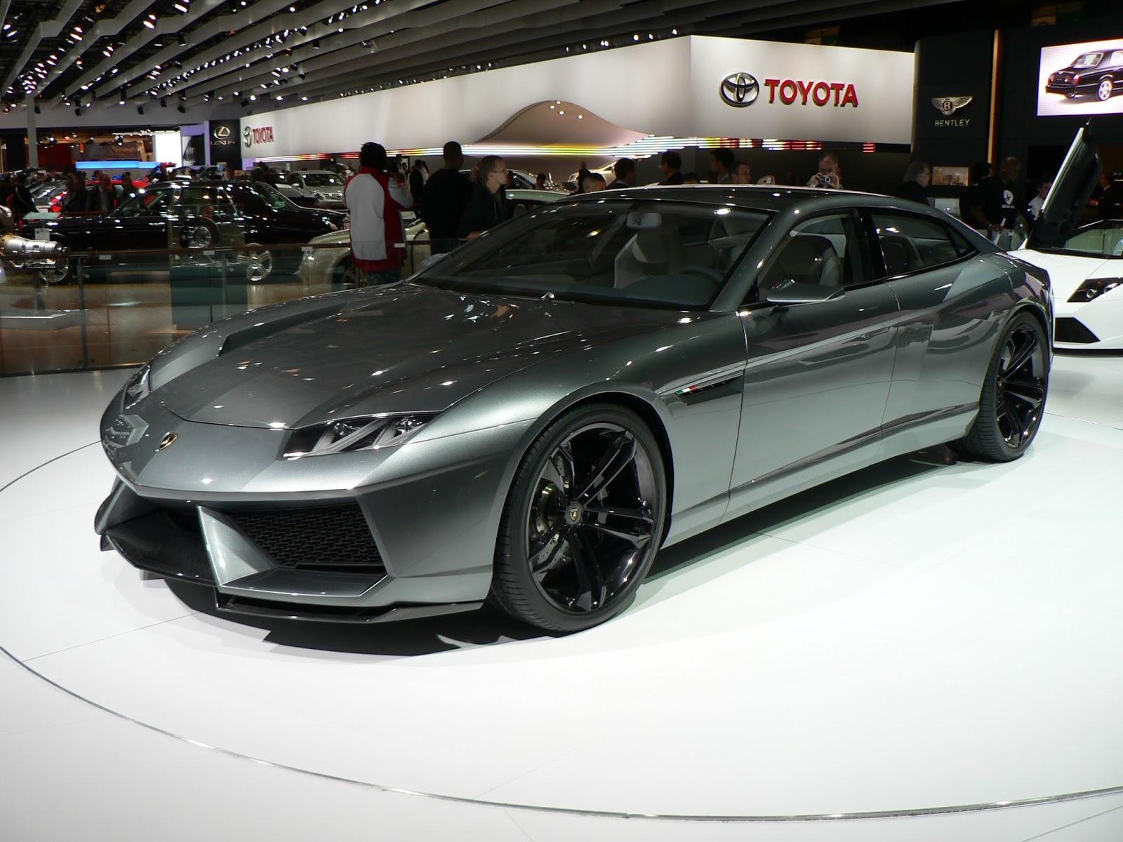 Harga Lamborghini Estoque Concept Konsep Dengan 4 Kursi Serba Serbi Otomotif