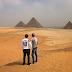 نادى ريال مدريد يدعم السياحة فى مصر