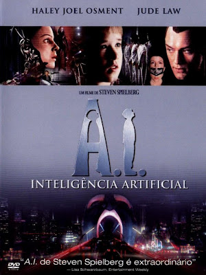 AI Inteligência Artificial Download Filme