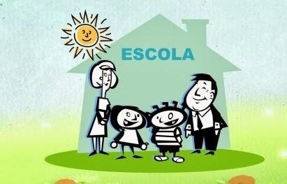 Artigo cientifico sobre relacao familia e escola