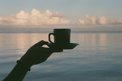 Grabbing Coffee - Jonah Engler