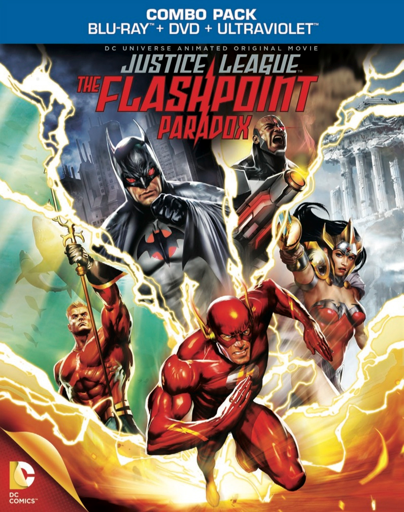 JUSTICE LEAGUE: THE FLASHPOINT PARADOX (2013) จัสติซ ลีก: จุดชนวนสงครามยอดมนุษย์ [MASTER][1080P]