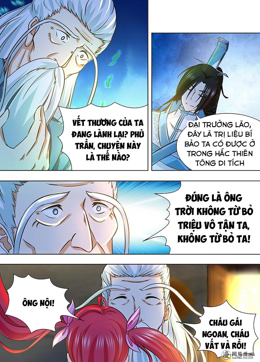 Vĩnh Hằng Chí Tôn chap 177 - Trang 7
