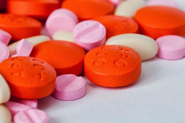 Comprimidos, efeitos secundários.