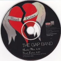 The Gap Band - First Lover (1995) Promo CDS