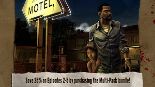 Walking Dead: The Game v1.3 for iPhone/iPad
