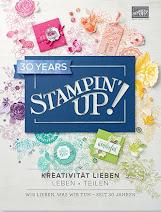 Stampin Up Jahreskatalog 2018 - 2019