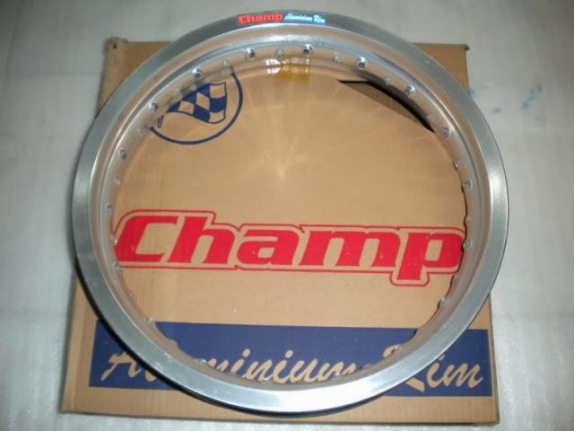 Harga Velg Motor Merk Champ Semua Varian Murah Terbaru 2014