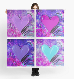 Buy GG's Purple Heart Art