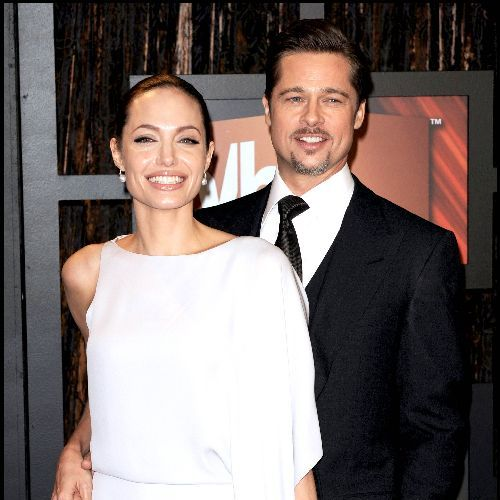 Angelina Jolie and Brad Pitt MARRIED!