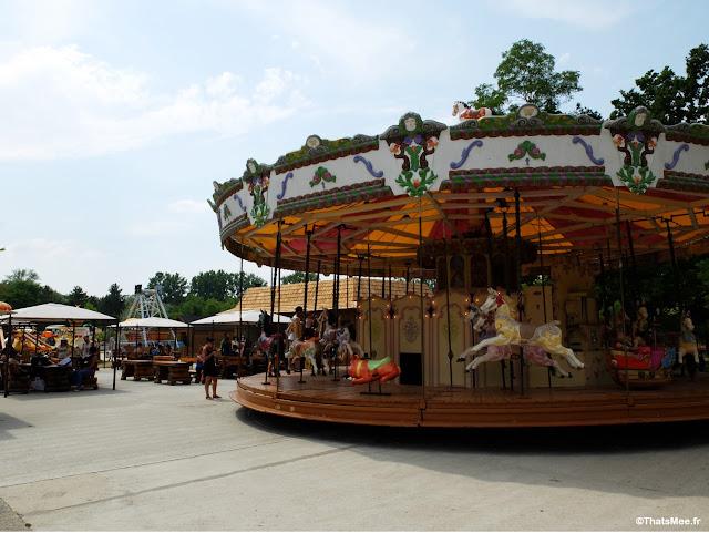 ile base de loisirs Cergy pontoise accrobranche, manège enfants, lac pique-nique activité plein-air outdoor evjf