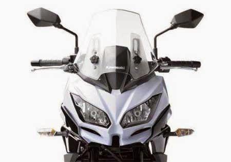 Kawasaki Versys 2015