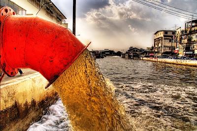 Tinja Manusia Sumber Pencemaran Air Tanah