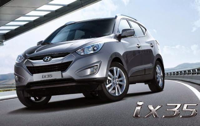 Novo Hyundai Ix35 2014 Tucson