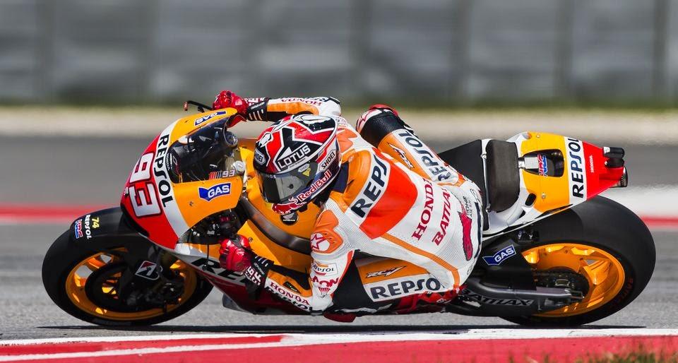 Marc Marquez 2014 MotoGP Austin ~ MotoGP