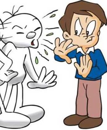 enfermedad comun vias respiratoria: