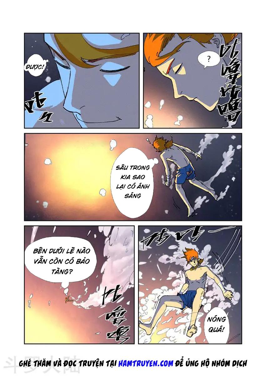 Yêu Thần Ký chap 225 - Trang 4