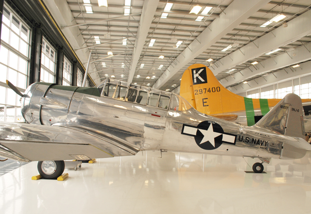 Visiting Orange County's Lyon Air Museum