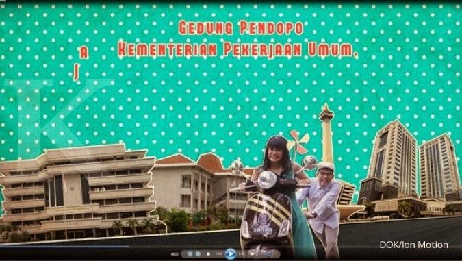 bisnis jasa pembuatan video pendek di Indonesia
