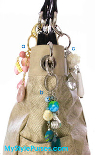 Miche Charmers / Key Chains