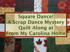 Square Dance Mystery Quilt Along