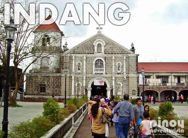 Indang Church in Cavite