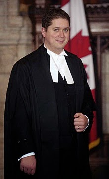 The Honourable Andrew Scheer, M.P. Speaker of the House of Commons.