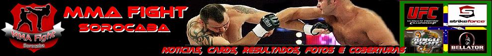 MMA Fight Sorocaba