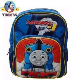 Thomas the Train Backpack Kid Size number 1 engine Thomas tank school bag merchandise of children
