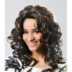 Anytime Synthetic Lace Front Wig ILS-547