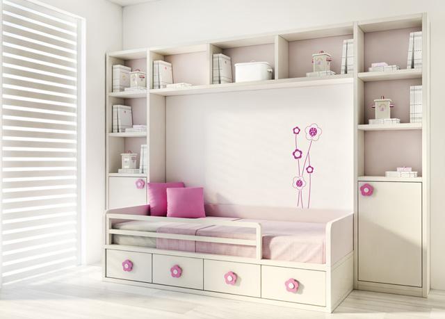 Tienda muebles modernos muebles de salon modernos salones - Dormitorios juveniles con puente ...