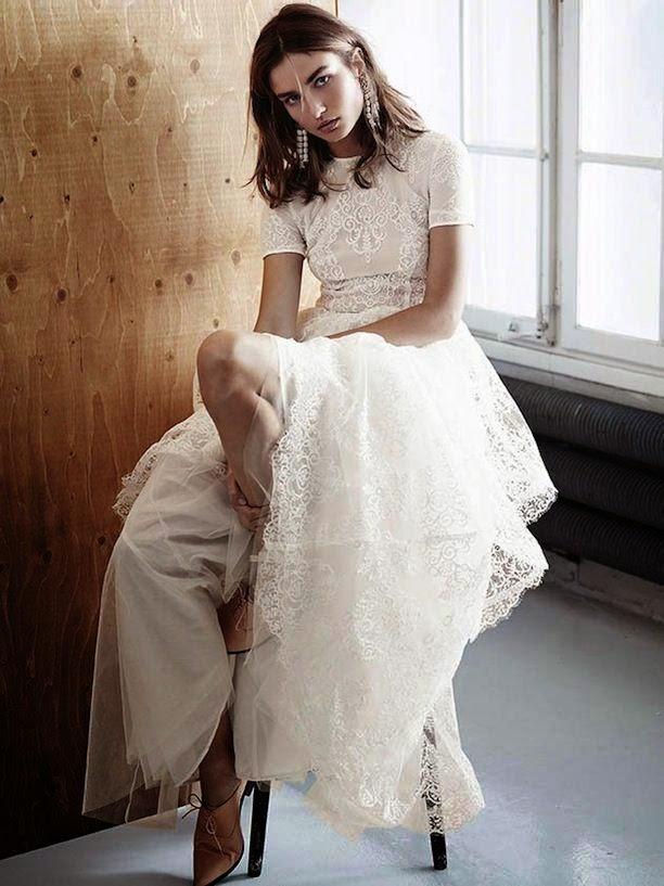 ¡H&M lanza una colección nupcial low cost!