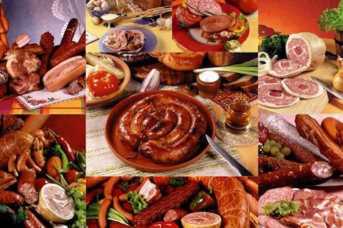 Fotografías de comida II (Embutidos y Salchichas)