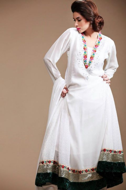 AlineLongKameezFallWinter2011ByKashish aanchalmagblogspotcom28329 - Dress Of The Day 11th May 2012