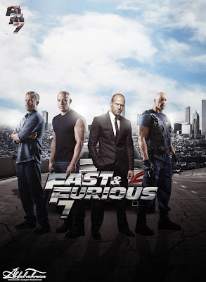 Fast and Furious 7 (2015) 1080p