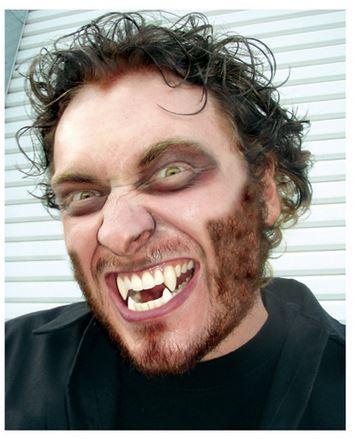 Ideas para un maquillaje de hombre lobo