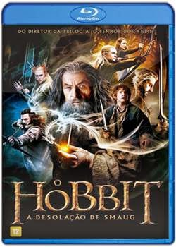 Baixar O Hobbit A Desolação de Smaug AVI BDRip Dublado + Bluray 720p e 1080p + 3D Torrent