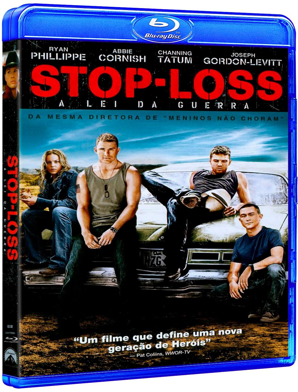 Stop-Loss – A Lei da Guerra – Dual Áudio