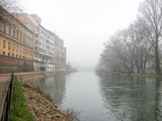 Crisul Repede, Oradea