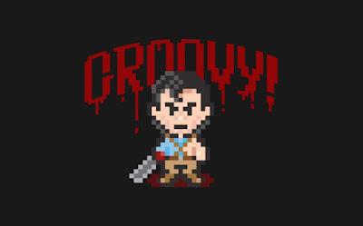 Evil Dead Pixels (by JangoSnow)