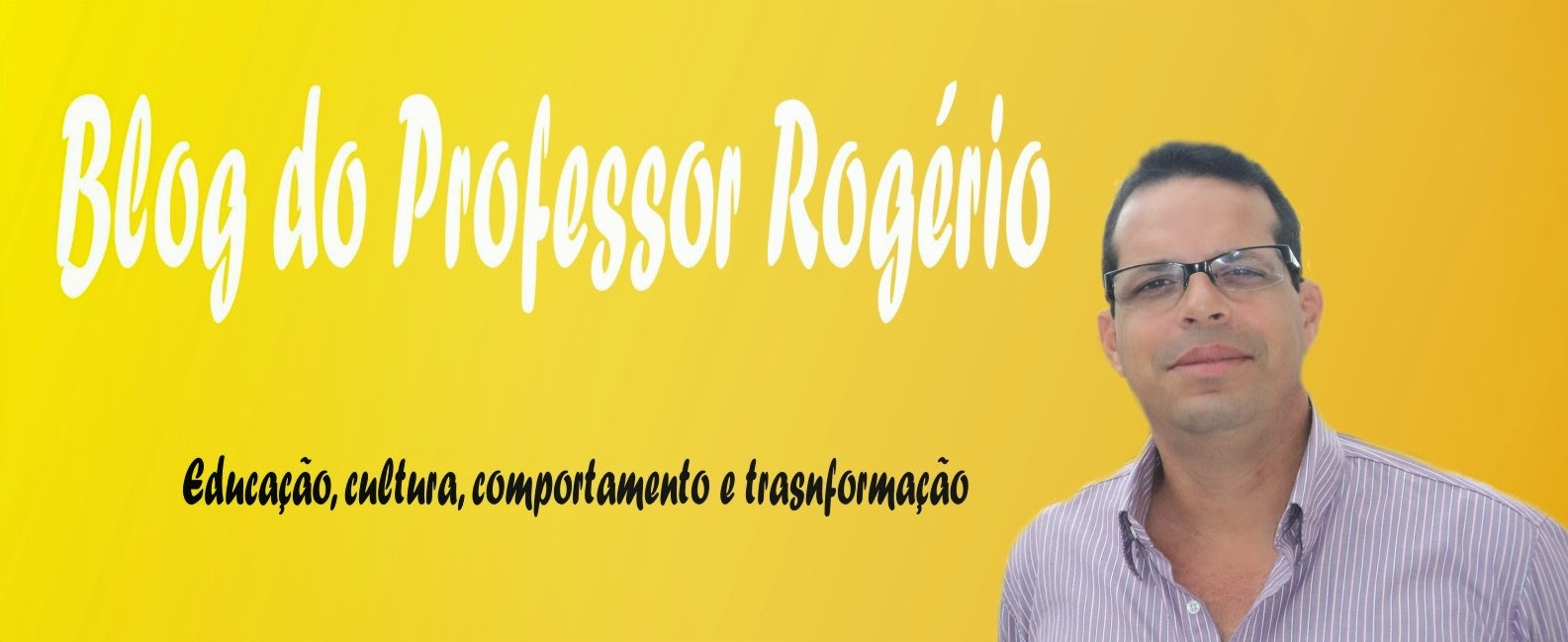 Blog do Professor Rogério